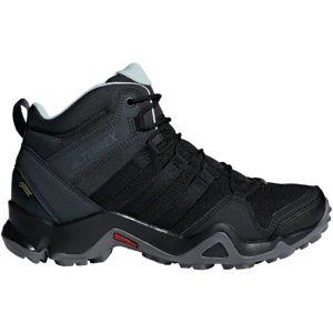 adidas TERREX AX2R MID GTX W černá 5.5 - Dámská treková obuv