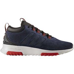 adidas CF RACER MID WTR tmavě modrá 12 - Pánská lifestyle obuv