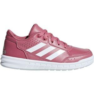 adidas ALTASPORT K růžová 3.5 - Dětská volnočasová obuv