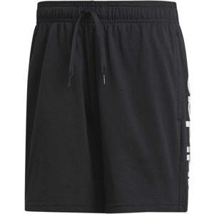 adidas E LIN SHRT SJ černá S - Pánské šortky