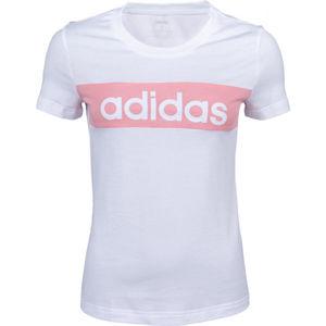adidas W TRFC CB TEE bílá XL - Dámské triko