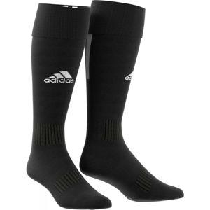 adidas SANTOS SOCK 18 černá 37-39 - Fotbalové štulpny
