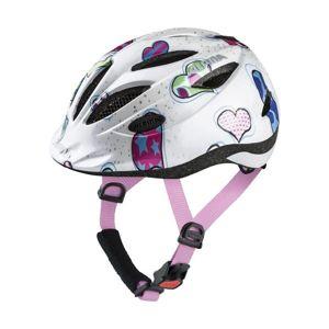 Alpina Sports GAMMA 2.0 bílá (51 - 56) - Cyklistická helma