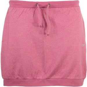 ALPINE PRO JAINA růžová XS - Dámská sukně
