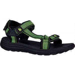 ALPINE PRO NATOL černá 42 - Pánské sandály