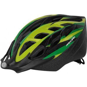 Arcore DODRIO zelená (52 - 58) - Juniorská cyklistická helma