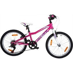 Arcore TEMPER 20 růžová NS - Dětské kolo