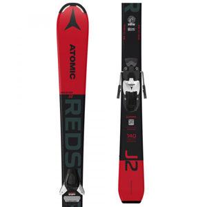 Atomic REDSTER J2 130-150 + COLT 5 GW  140 - Dětské sjezdové lyže