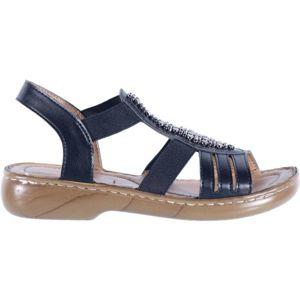 Avenue ARNINGE černá 37 - Dámské sandály