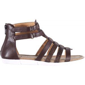 Avenue BERGEN hnědá 38 - Dámské sandály