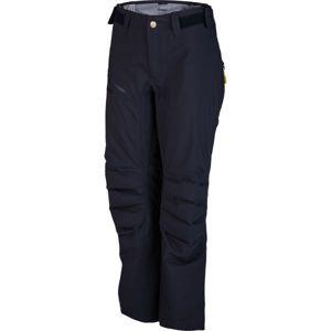 Bergans HEMSEDAL HYBRID LADY PNT tmavě modrá L - Dámské lyžařské kalhoty