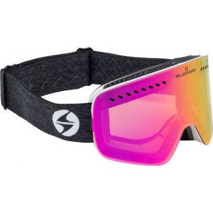 Blizzard MDAVZOW H.CON. černá NS - Sjezdové brýle