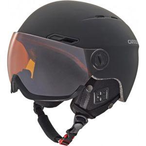 Carrera KARMA černá (58 - 61) - Lyžařská helma