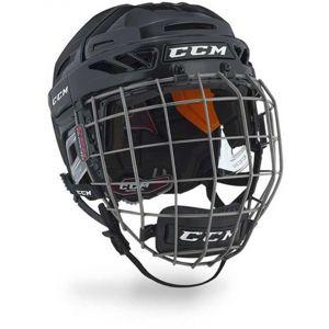 CCM FITLITE 90 COMBO SR černá (57 - 62) - Hokejová helma
