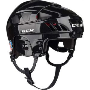 CCM FITLITE 50 SR BLK  L - Hokejová helma