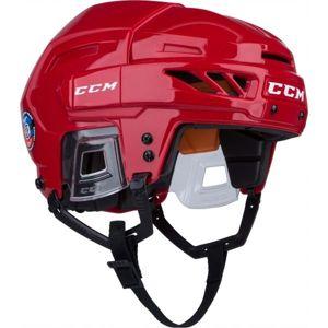 CCM FITLITE 90 SR červená (54 - 59) - Hokejová helma