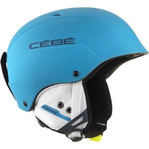 Cebe CONTEST modrá (53 - 57) - Juniorská sjezdová helma