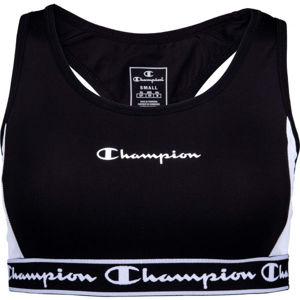 Champion BRA černá S - Dámská sportovní podprsenka