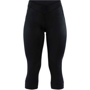 Craft RISE KNICKERS W černá S - Dámské cyklistické kalhoty