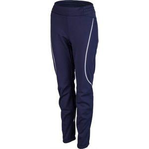 Craft DISCOVERY W tmavě modrá L - Dámské funkční softshellové kalhoty