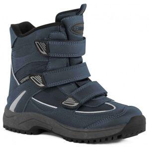 Crossroad CALLE tmavě modrá 26 - Dětská zimní obuv