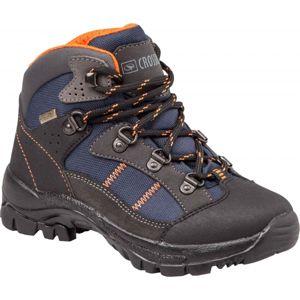 Crossroad ROCKER černá 32 - Dětská treková obuv