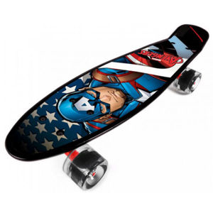 Disney CAPITAIN AMERIKA   - Skateboard