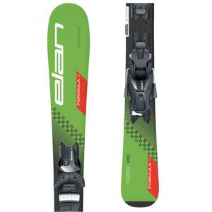 Elan FORMULA S QS+EL 4.5  110 - Dětské sjezdové lyže