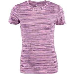 Fitforce AVRIL růžová M - Dámské sportovní tričko