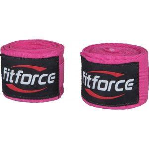 Fitforce WRAPS 2,75M černá NS - Bandáž