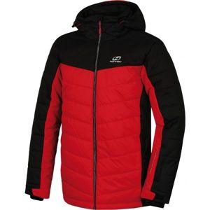 Hannah CORNELL červená S - Pánská lyžařská bunda