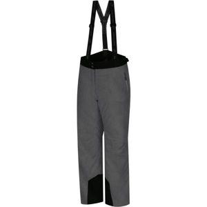 Hannah GABRIL tmavě šedá 40 - Dámské lyžařské kalhoty