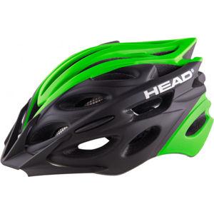 Head MTB W07 zelená (59 - 63) - Cyklistická helma MTB