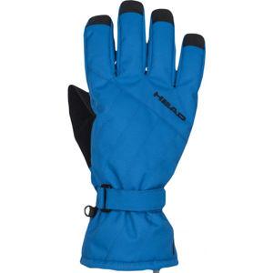 Head PAT modrá 14-16 - Dětské lyžařské rukavice