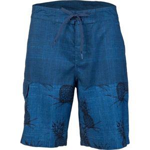 Head SILVIO modrá XL - Pánské plavkové šortky