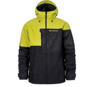 Horsefeathers MALLARD JACKET černá XL - Pánská lyžařská/snowboardová bunda