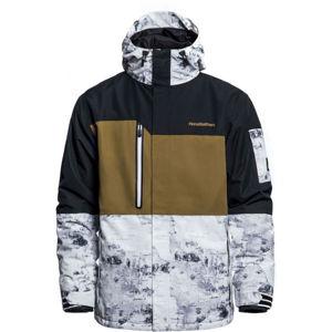 Horsefeathers RIPPLE EIKI JACKET  S - Pánská lyžařská/snowboardová bunda