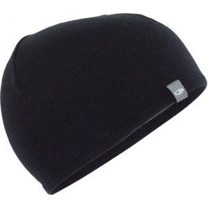 Icebreaker POCKET HAT černá  - Čepice