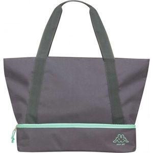 Kappa MITCHA šedá UNI - Dámská taška