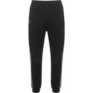 Kappa LOGO ARVEL černá XL - Pánské kalhoty