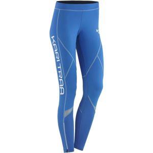 KARI TRAA LOUISE modrá XL - Dámské sportovní legíny