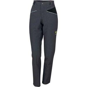 Karpos FIAMES W PANT tmavě šedá 48 - Dámské kalhoty