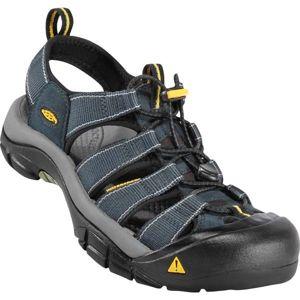 Keen NEWPORT H2 M modrá 10 - Pánská letní obuv