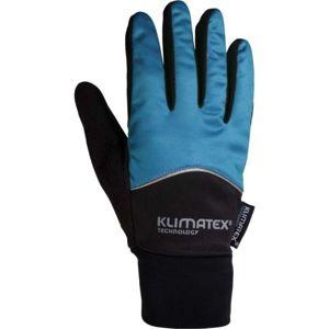 Klimatex DIOGO černá L - Softshellové rukavice