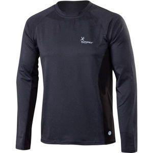 Klimatex RIKO tmavě šedá XL - Pánské outdoorové tričko