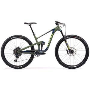 Kona PROCESS 134 CR  L - Celoodpružené horské kolo