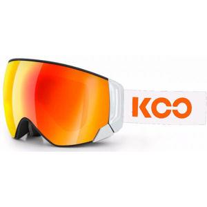 KOO ENIGMA SPORT bílá NS - Lyžařské brýle