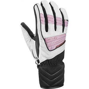 Leki GRIFFIN ELITE W černá 6 - Dámské sjezdové rukavice