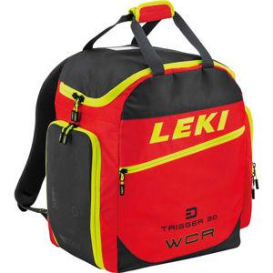 Leki SKIBOOT BAG WORLDCUP RACE 60L červená  - Batoh na lyžařské boty