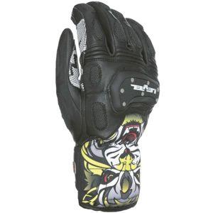 Level SQ CF černá 9 - Závodní lyžařské rukavice
